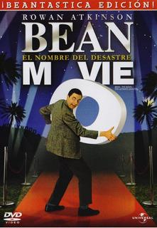 Mr Bean Movie El Nombre Del Desastre Pelicula Dvd
