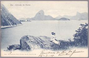 Marc Ferrez - Entrada Da Barra - 04071601