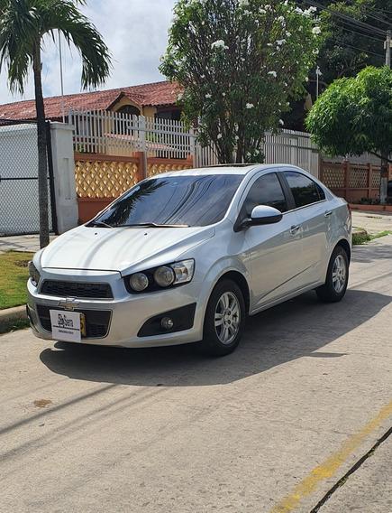 Chevrolet Sonic Lt 1.6 Sedán