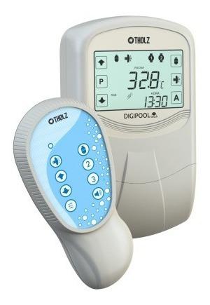 Controlador Aquecimento Solar / Iluminação Digipool Tholz