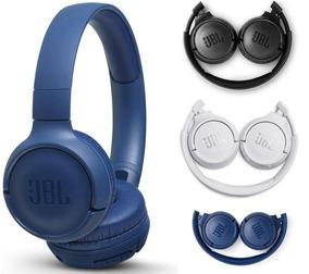 Fone De Ouvido T500bt Bluetooth Jbl 500bt Tune 500 Bt - Novo