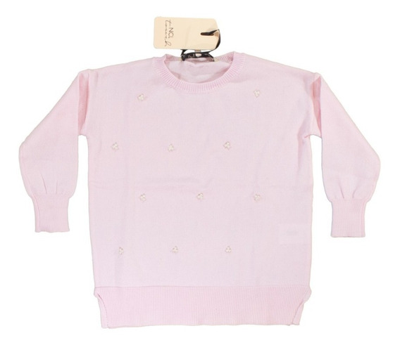 Sweater Sueter Nena Niña Nucleo Delicado Regalosdemama