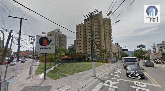Ponto Para Posto De Gasolina Locação Esquina Com Boulevard Estrada Do Pernambuco, 435. Guarujá São Paulo. - Pt0026