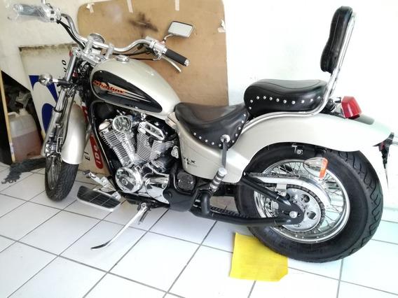 Honda Shadow Vlx600,seminueva !