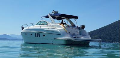 Cimitarra 410 2008 2 Motores Qsd 2.8 Diesel Virtual Nautica
