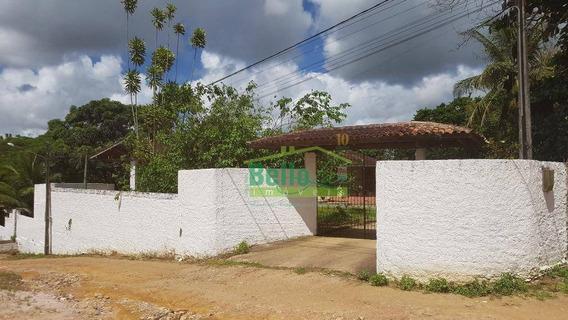 Casa Com 3 Dormitórios À Venda Por R$ 800.000 - Aldeia - Camaragibe/pe - Ca0161