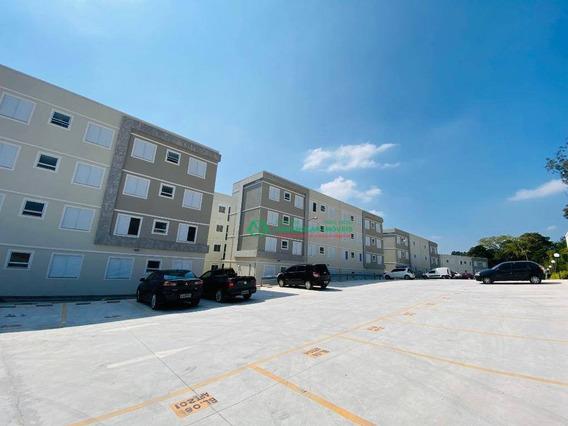 Apartamento Com 2 Dormitórios Para Alugar, 48 M² Por R$ 1.100,00/mês - Lajeado - Cotia/sp - Ap0381