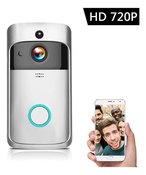Inteligente Hd 720 P Vídeo Porteiro Sem Fio Wi-fi Vídeo