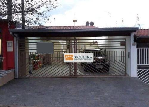 Casa Com 2 Dormitórios À Venda, 110 M² Por R$ 300.000,00 - Jardim Residencial Villa Amato - Sorocaba/sp - Ca0763