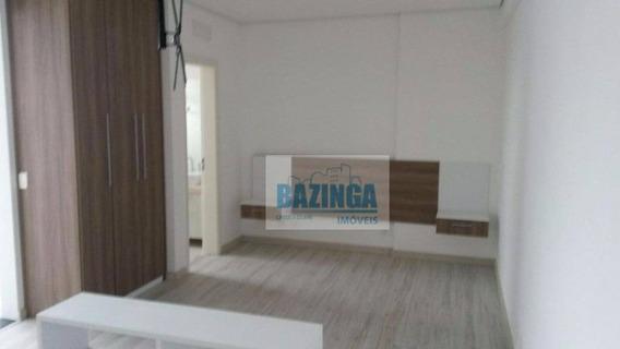 Loft Residencial Para Locação, Loteamento Mogilar, Mogi Das Cruzes. - Lf0002