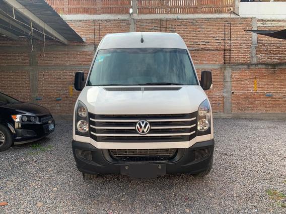 Volkswagen Crafter 2017 Urge Vender E Excelentes Condiciones