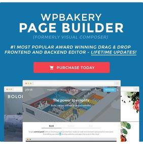 Wpbakery - Page Builder Para Wordpress