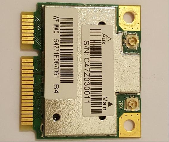 Placa Wifi Ar5b125 Notebook Bangho Max G04