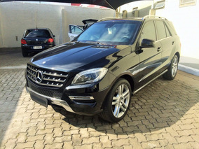 Mercedes-benz Classe Ml 350 2014 Blindado