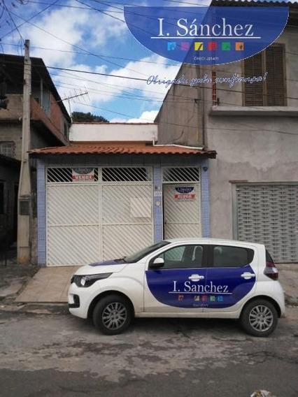 Casa Para Locação, Jardim Altos De Itaquá, 2 Dormitórios, 1 Banheiro, 2 Vagas - 190606