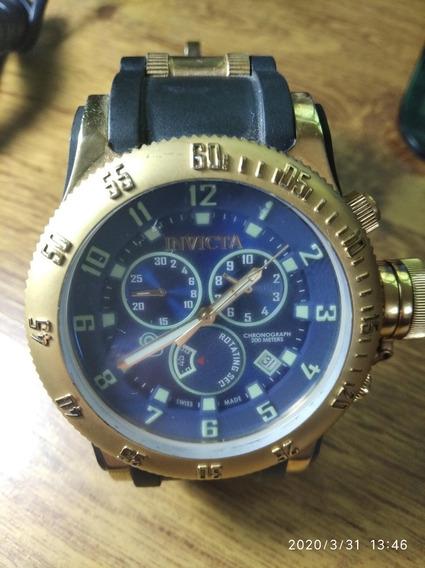 Relógios Invicta Originais Usados