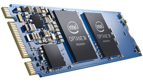 Memoria Ssd Intel Optane M.2 2280 32gb Pci-e 80mm
