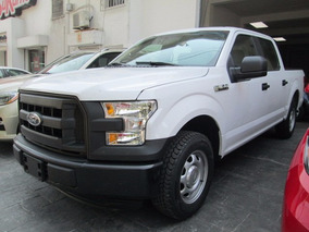 F150 Doble Cabina Impecable 2016