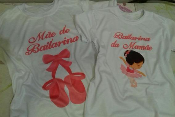 10 Camisas Personalizadas Com Tema Desejado