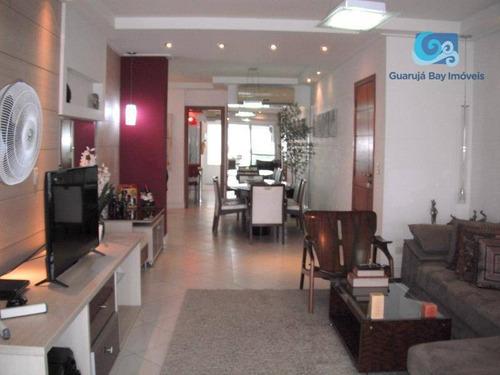 Imagem 1 de 30 de Apartamento À Venda, Praia Das Astúrias, Guarujá. - Ap4574