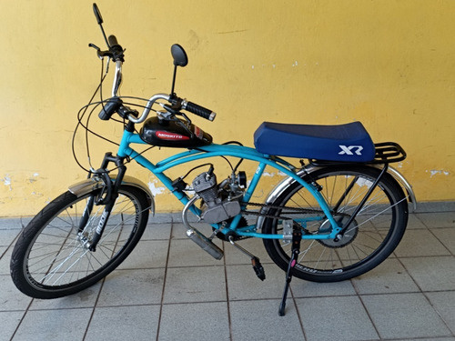 Bicicleta Bikelete Motorizada