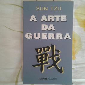 A Arte Da Guerra-zun Tzu.estratégia.artes Marciais.negocios.