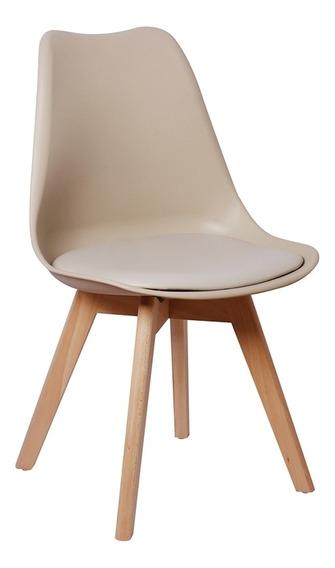 Cadeira Eames Wood Leda Design