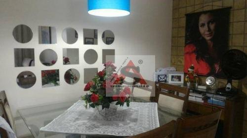 Apartamento Com 3 Dormitórios À Venda, 73 M² Por R$ 410.000,00 - Vila Moinho Velho - São Paulo/sp - Ap35024