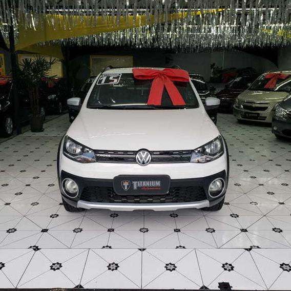 Volkswagen Saveiro 1.6 Ce Cross 2015