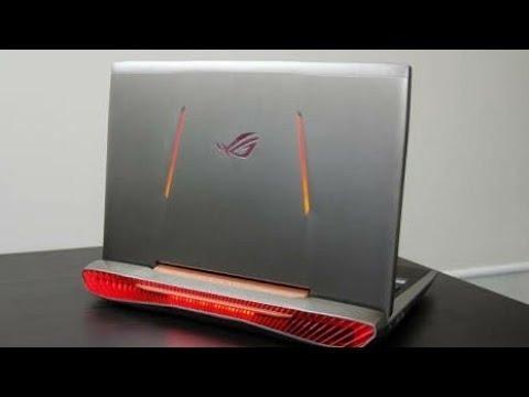 Notebook Gamer Asus Rog G752vs I7/16gb/512ssd/1tb Hd/gtx1070
