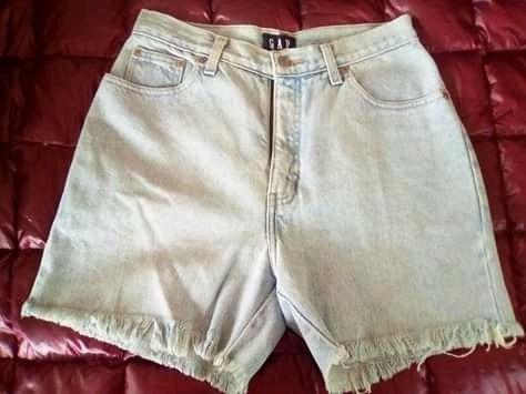 Shorts De Mezclilla Para Mujer