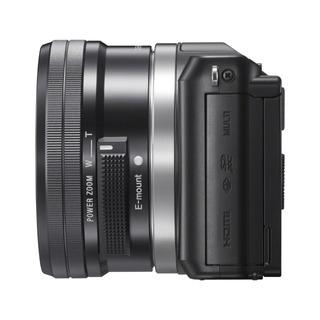 Cámara Digital Sin Espejo Sony Alpha A5000 Con Lente Oss De