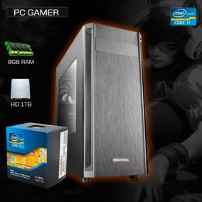 Pc Gamer Intel Core I7 3.80 Ghz, Hd 1tb, 8gb Ram, Promoção