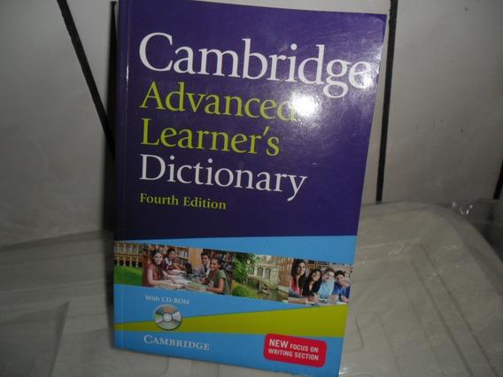 Livro Cambridge Advanced Learnes´s Dictionary