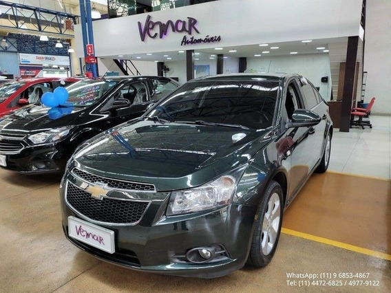 Chevrolet Cruze Lt 1.8 Flex Autom.