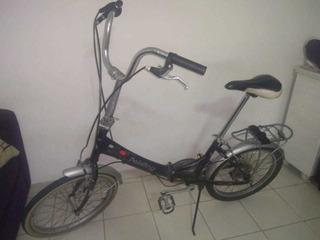Bicicleta Plegable Aurorita Folding Rodado 20