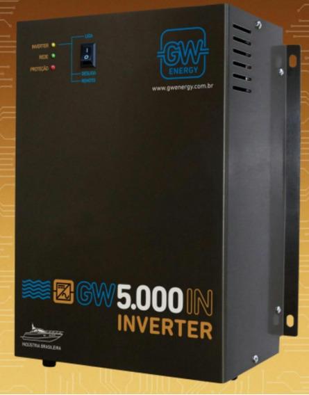Inversor 5000w 12v Gw - 110v Ou 220v