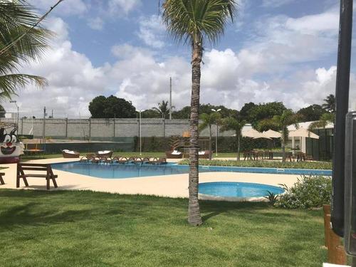 Imagem 1 de 30 de Lote À Venda Jardins Das Dunas, 250 M², Condomínio Fechado, Financia - Mangabeira - Eusébio/ce - Te0365