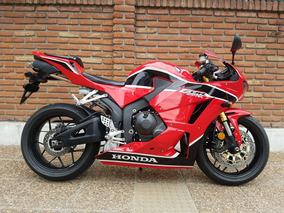 Honda Cbr 600 R = 0km 2018 Permuto Financio Qr Motors