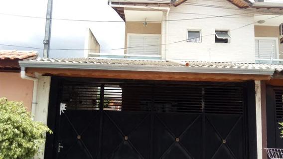 Sobrado Com 3 Dormitórios À Venda - Jardim Santa Clara - Guarulhos/sp - So1659