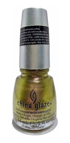 Esmalte Unhas Importado China Glaze Swanky Silk 14 Ml