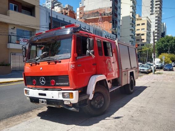 Autobomba Mercedes Benz 1120 4x4 Aut. Rosenbauer