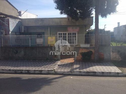 Imagem 1 de 2 de Terreno, 02 Casas, Bc. - Mte-239