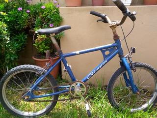 Bicicleta Rodado 15 Cuadro Olimpia