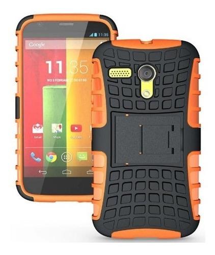 Carcasa Vcase Protector Caidas Y Golpes Motorola Moto G