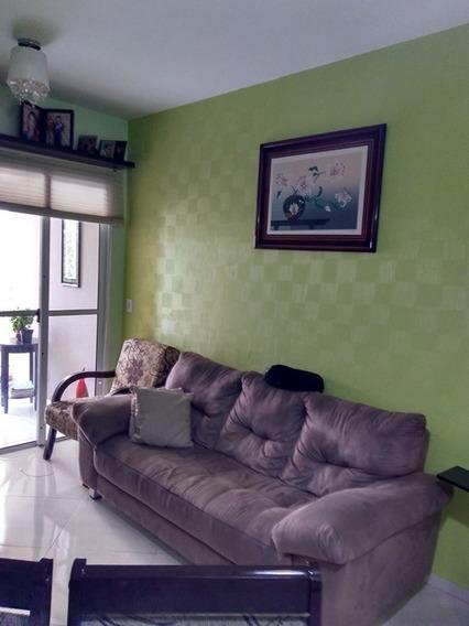 Apartamento Com 2 Quartos Para Comprar No Jardim Henriqueta Em Taboão Da Serra/sp - 1101