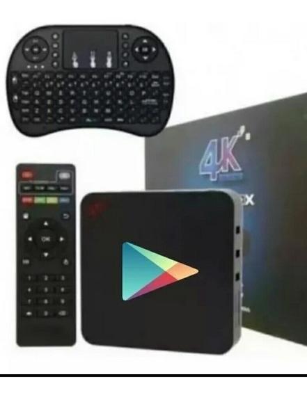 Conversor Smart Tv Original 2gb Ram 16 Gb Memória Promoção