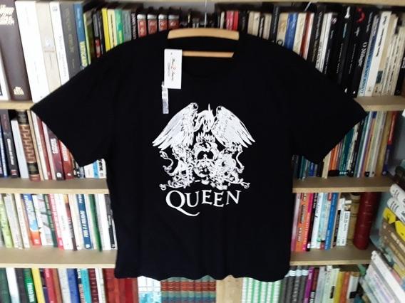 Camiseta Da Banda Queen Tamanho G