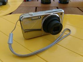 Câmera Digital Samsung Pl120 Prata