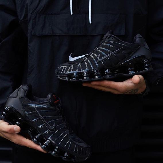 Tenis Nike 12 Molas Preto/preto